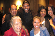 2012 Jose Luis Honored by Cheyenne Bell Awards